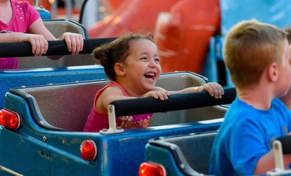 $18 for Afternoon Wristband for One at Trimper's Rides and <strong>Amusements</strong> Through September 3 ($26 Value)