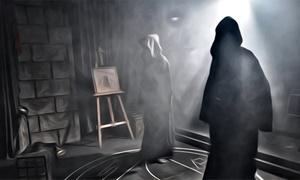 """La Caja del Terror: Entrada al espectáculo """"La Presencia"""" para 2 o 4 personas desde 24,95 € en La Caja del Terror"""