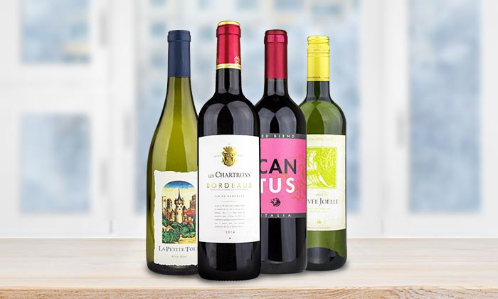 Wine Insiders: $21 for $75 Worth of Wine from Wine Insiders
