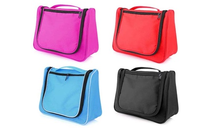 $12 for a Travel Toiletry Bag, Available in Choice of Four Colours