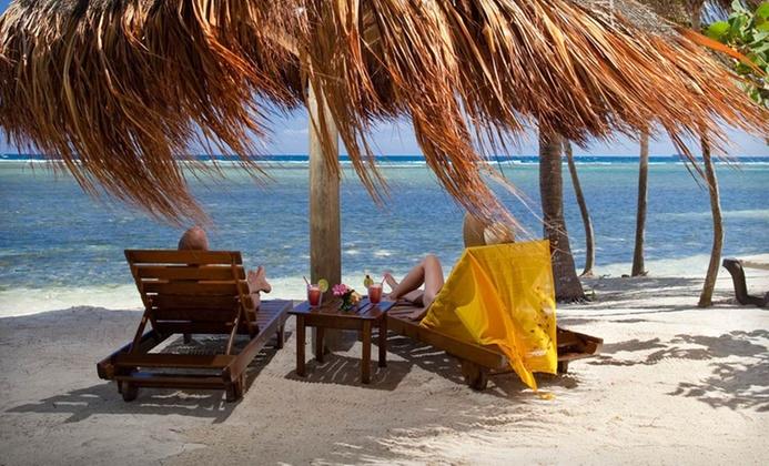 Beachfront Resort with Dive Center in Honduras