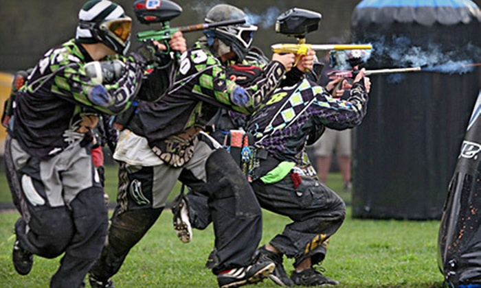 Action Town Florida - Hialeah: $25 Worth of Paintball, Laser Tag, and Mini Golf