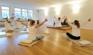 ANAND yogaschule: 5er-, 10er- oder 20er-Karte für Yoga bei Anand (bis zu 75% sparen*)