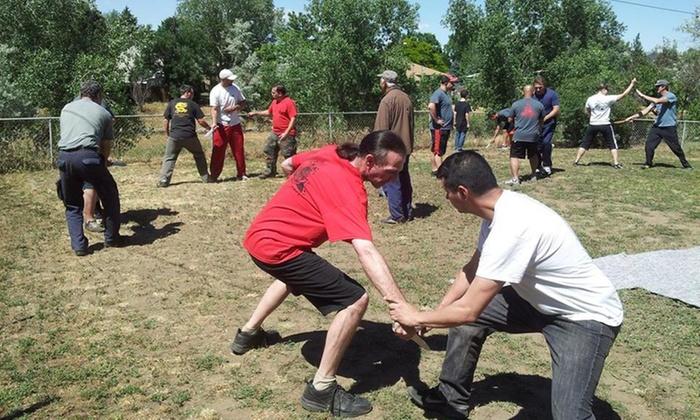 Sifu Rex Martial Arts - Denver: $35 for $100 Worth of Martial-Arts Lessons — Sifu Rex Martial Arts