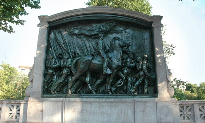Boston Civil War Tours - Boston: Civil War or Kennedy Tour for One, Two, or Four from Boston Civil War Tours (Up to 56% Off)