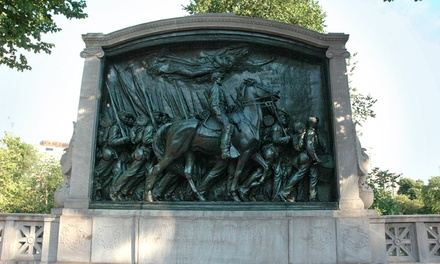 Civil War or Kennedy Tour for One, Two, or Four from Boston Civil War Tours (Up to 58% Off)