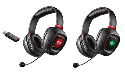 Creative SB Tactic 3D RAGE Wireless-Gaming-Headset V 2.0 für PC und PS4 refurbished inkl. Versand (Stuttgart)