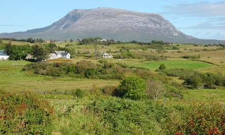 Co. Donegal: 2 or 3 Nights for Two with Breakfast and a Two Course Dinner at Ostan Loch Altan