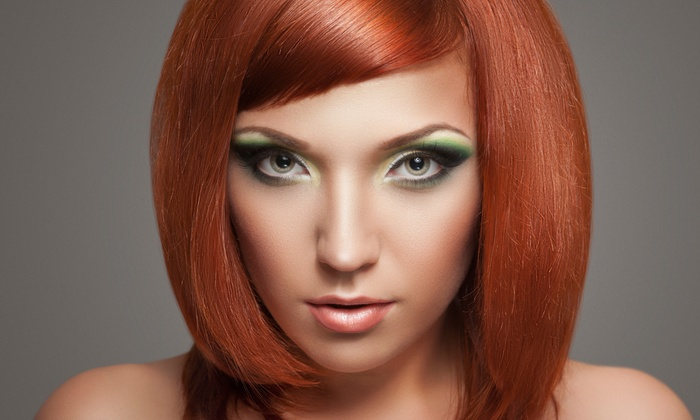Larisa Beauty Salon - Los Angeles: Haircut and Blow Dry with Color or Highlights at Larisa Beauty Salon & Spa (Up to 61% Off)