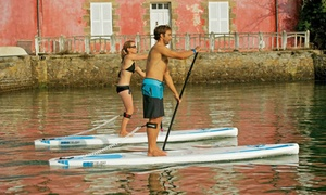 Standup Paddleboard Tour And Lesson For Two From Napa Valley Paddle (up To 53% Off)