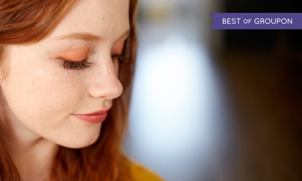 $99 for a Full Set of Eyelash Extensions at Senza Pelo Med Spa ($200 Value)