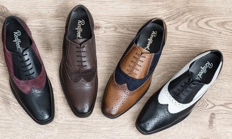 Zapatos para hombre Gatsby Brogue