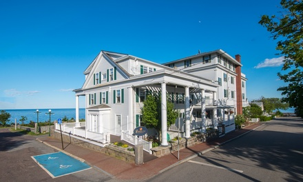 Stay at Emerson Inn by the Sea in Rockport, MA, with Dates into July
