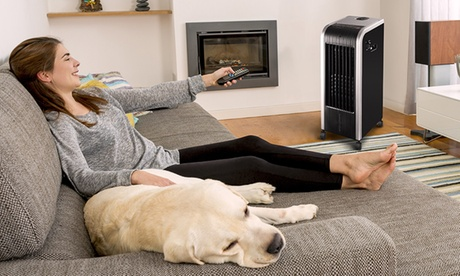 Climatizador digital Optimair frío y calor