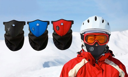 Masque polaire anti-froid