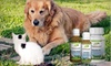 PetAlive: $19 for $50 Worth of Natural Remedies for Pets from PetAlive