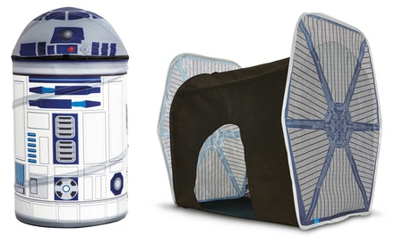 Star Wars Play Tent and Storage Bin Bundle for £39.98
