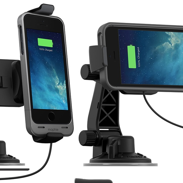 purchase cheap 17be6 bf1a1 Mophie Juice Pack Car Phone Dock