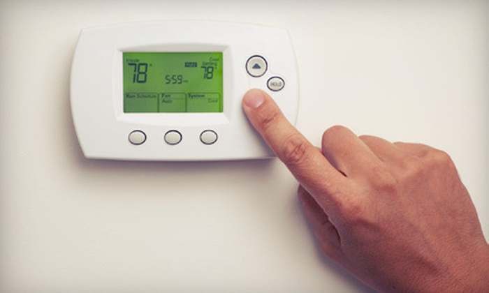 Aire Serv of Central Arkansas - Little Rock: $39 for an Air-Conditioner or Furnace Tune-Up from Aire Serv of Central Arkansas (Up to $159 Value)