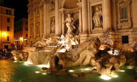 Tour a scelta a Roma per 2 o 3 persone
