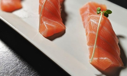 Japanese Food at New Kyoto Sushi (Up to 20% Off). Four Options Available