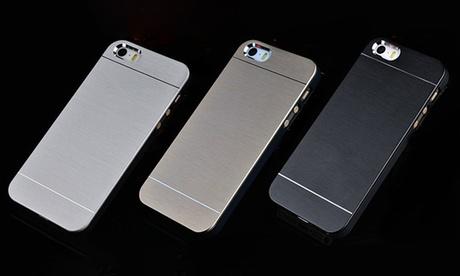 1 o 2 fundas híbridas para iPhone 5/5s o 6/6s