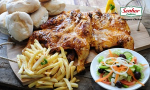 Senhor Calistos: Family Feast for R189 at Senhor Calistos - Various Branches (30% Off)