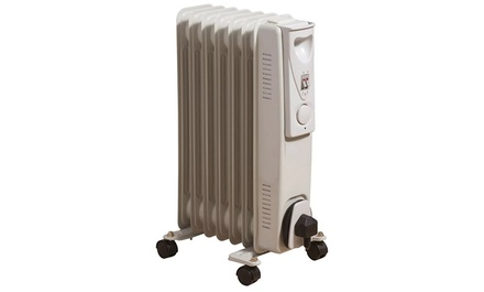 Daewoo Oil Filled Heater