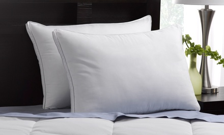 Set of 2 Exquisite Hotel Collection Down-Alternative Pillows