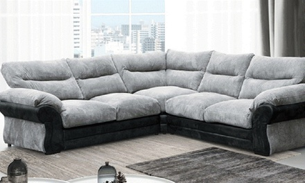 Houston Large Corner Sofa