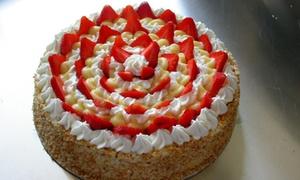 Pasticceria I Dolci Del Dì: 1 o 2 kg di torta artigianale a scelta alla pasticceria I Dolci Del Dì (sconto fino a 54%)