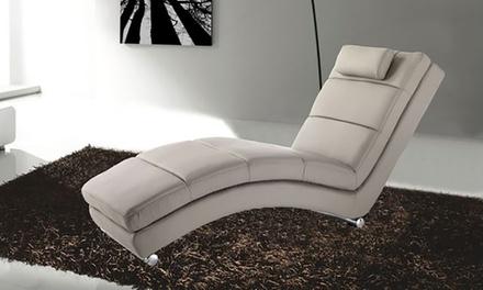 Chaise longue Sofia