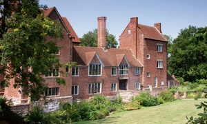 Harvington Hall: Entry to Harvington Hall for Up to Two Adults, One Adult and One Child or a Family of Up to Five (50% Off)