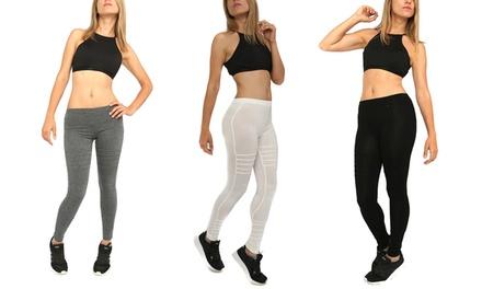 Pantaloni elasticizzati da donna