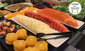 Nossa Casa Padaria: Buffet de café da manhã para 1 ou 2 pessoas na Nossa Casa Padaria – Jardim Aeroporto