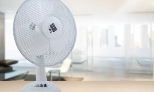 Ventilateur posable 3 vitesses