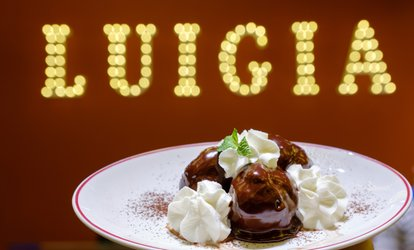 AED 100 or AED 150 Toward Food and Drink at Luigia Ristorante at 5* Rixos Premium Dubai (41% Off)