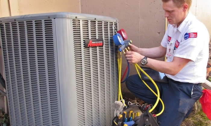 Anthony Plumbing Heating and Cooling - Kansas City: $59 for 16-Point Air Conditioner Tune-Up from Anthony Plumbing Heating and Cooling ($119 Value)