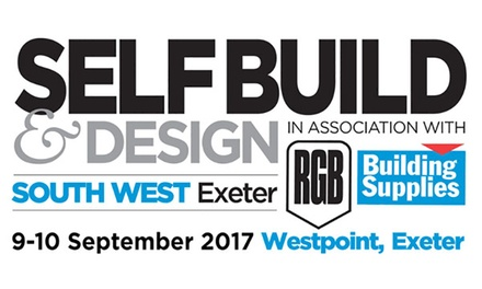 The SelfBuild & Design Show, 9 10 September, Westpoint Exhibition Centre