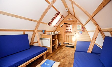 Chepstow: Up to 3-Night Glamping
