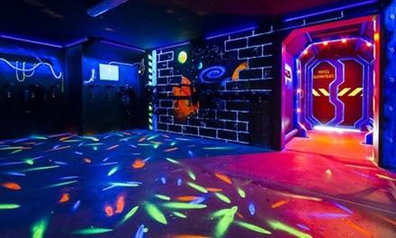 1 partie de LaserMaxx de 20 minutes pour 1, 2, 4, 6 ou 8personnes dès 4,50 € au Bowling de Canet