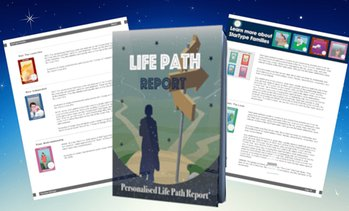 Astrology Life and Career Path Report