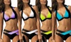 UDS Global Limited: $16 for a Colour-Block Multi-Strap Bikini