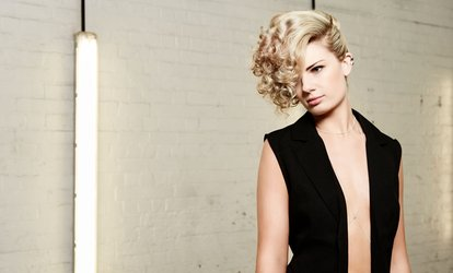 image for Wash, Cut and Finish with an Optional Treatment Using Olaplex Products at The Avenue (65% Off)