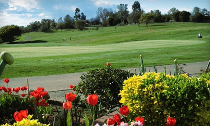 Bass Lake Golf Course - Cameron Park: $24 for Round of Golf for One with Cart Rental at Bass Lake Golf Course (Up to $48 Value)