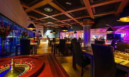 Menú con entrante, principal, postre y bebida para 2 personas desde 39,95 € en Restaurante Veintiocho