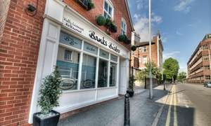 Banks Bistro: Afternoon Tea with Prosecco for Two or Four at Banks Bistro