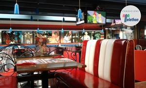 Broadway Cafè (Vicenza): Menu tipico americano con dolce e birra per 2 o 4 persone al ristorante Broadway Cafè (sconto fino a 58%)