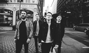 I Prevail with The White Noise, My Enemies & I and Bad Seed Rising: I Prevail on August 2 at 7 p.m.