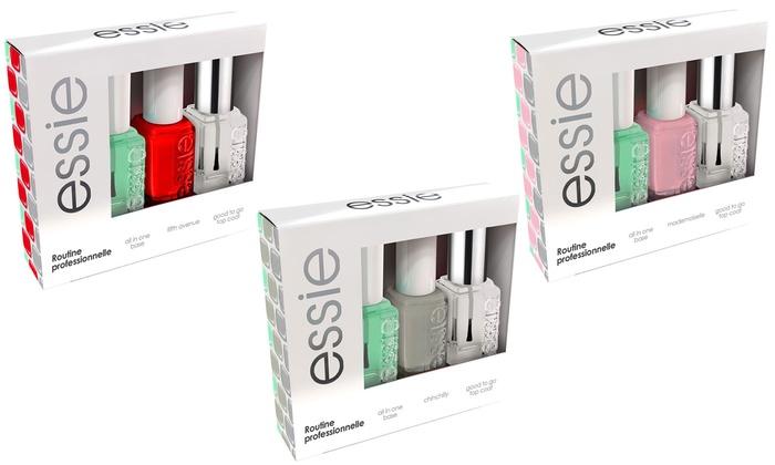 9 smalti Essie per manicure